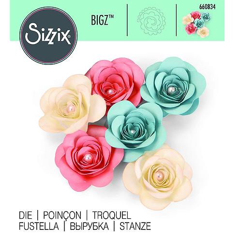 Sizzix Bigz Rosen 3D
