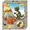 Thumbnail: Geschenkpackung 3D-Dino, 2500 Midi Perlen 5mm und Zubehör