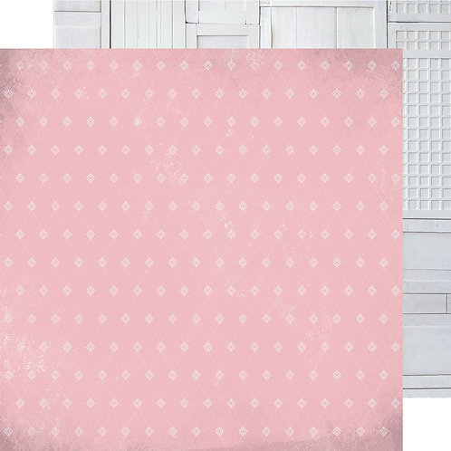 Kaisercraft Paper 30,5x30,5cm Rose avenue Wood panels