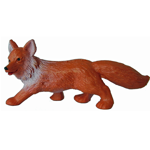 Fuchs rotbraun L6.5cm