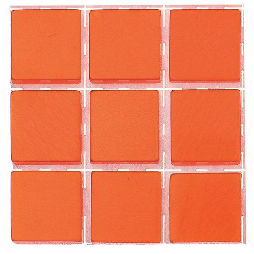 Poly Mosaic, Kunststoff Mosaik selbstklebend, 10 x 10mm/63 Stk.
