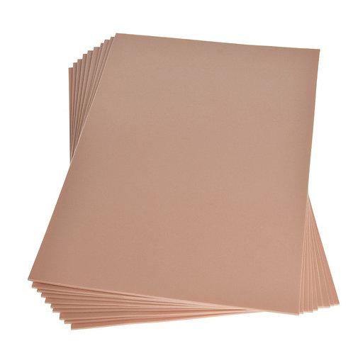 Moosgummiplatte, 200 x 300 x 2 mm
