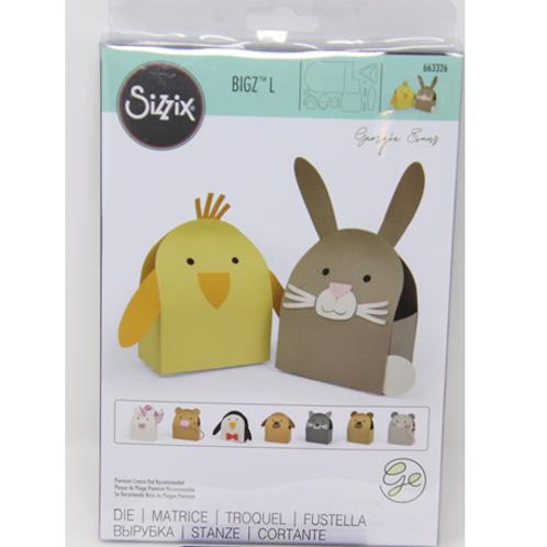 Sizzix Bigz L Tier Box