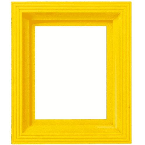PIXELhobby Bilderrahmen Kunststoff für  Grundplatte Rechteck 10.1x12.6cm