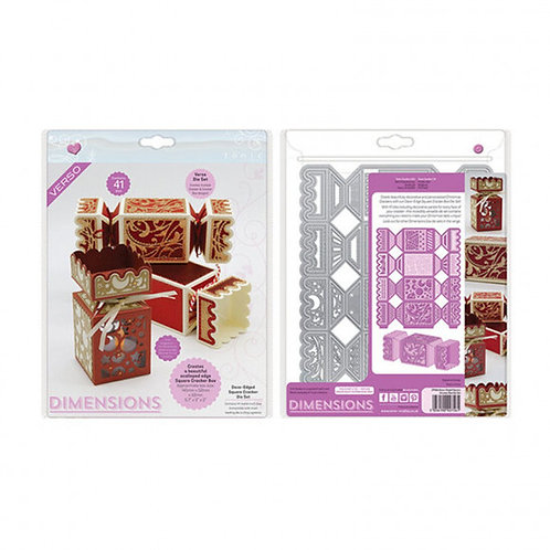 Tonic Studios,  Dimensions die set cracker box