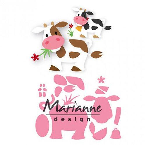 Marianne Design Stanzschablone Eline's Kuh