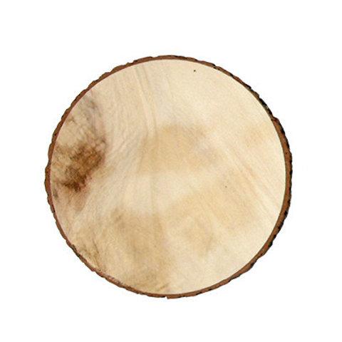 Holzscheibe D15cm