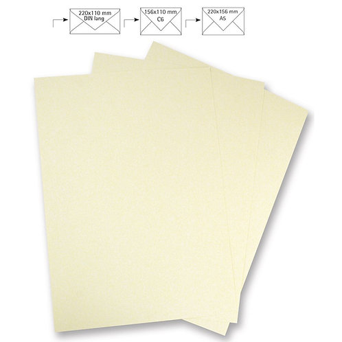 Briefbogen A4, uni, FSC Mix Credit 210x297mm, 90g/m2,