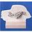 Thumbnail: Büroklammerhalter magnetisch, Pappelsperrholz