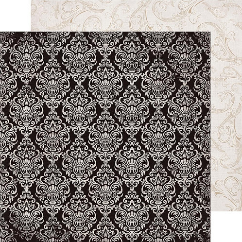 Kaisercraft paper 30,5x30,5cm Christmas edition yule