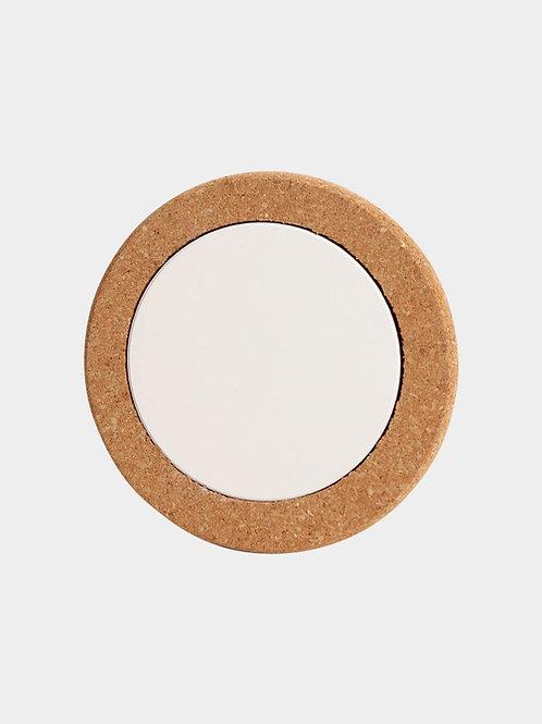 Korkuntersetzer ø 12 cm, rund