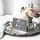 Thumbnail: Fenster Malvorlagen Hochzeit und Liebe, 3 Vorlagen + 1 Kreidemarker