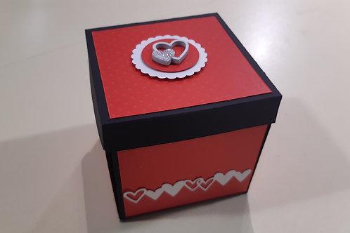 "Geschenkbox ""Liebe"""