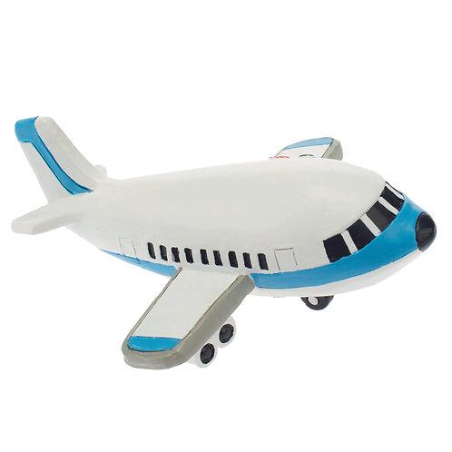 Flugzeug 9.3x6.8x4cm