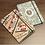 Thumbnail: Kraftpapier-Notizbuch FSC Mix Credit 9x14x1,5cm, 100 Blatt, 80 g/m²