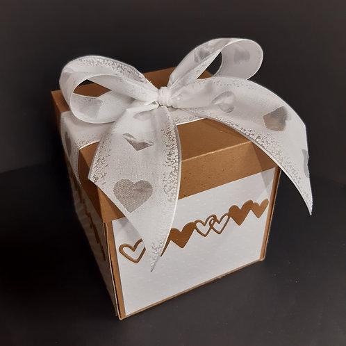 """Geschenkbox """"Hochzeit"""""""