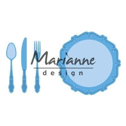 Marianne Design Creatables Stanzschablone diner set