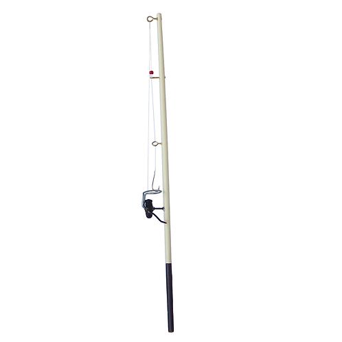 Angelrute 17.3cm