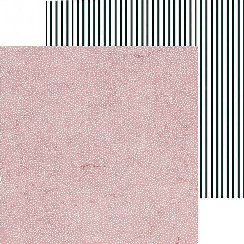 Kaisercraft paper 30.5x30.5cm Lily & moss, chalky