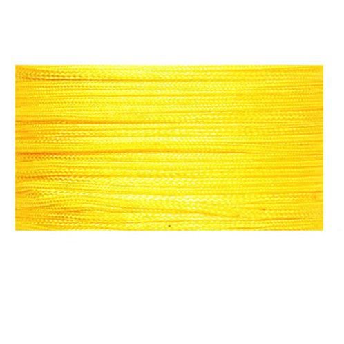 Knüpfgarn aus Polyester 1mm, Spule 5m