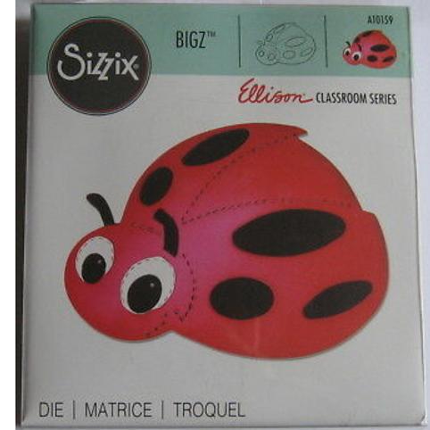 Sizzix Bigz Glückskäfer