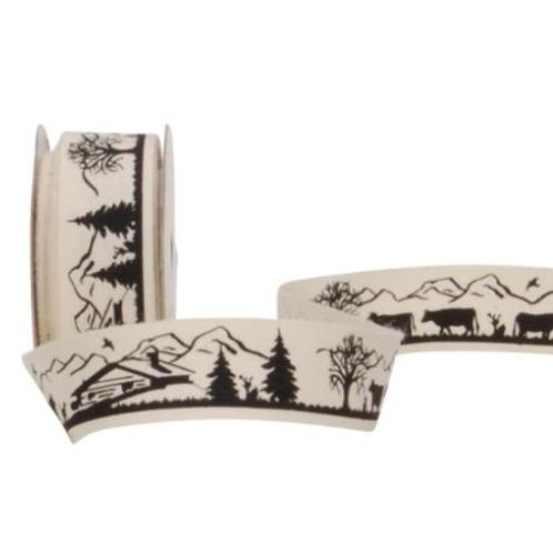 Cubino Alpi 20mm, 3m natural