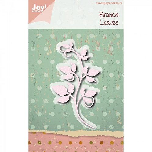Joy Stanzschablone Zwei mit Blätter