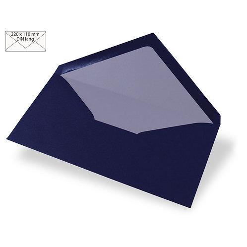 Kuvert DIN Lang, uni, FSC Mix Credit 220x110mm, 90g/m2