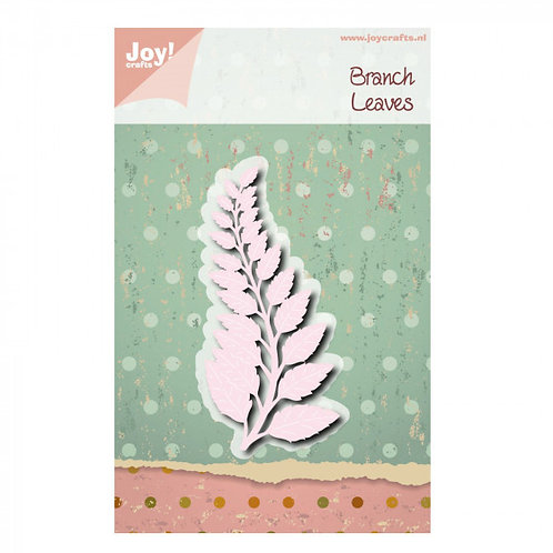 Joy!Crafts  Stanzschablone Wirbelblätter