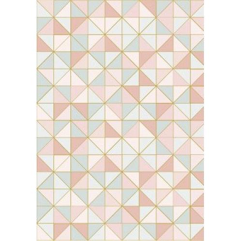 Artoz Papier selbstklebend, Creamotion Triangle,  A4 180 gm2