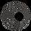 Thumbnail: Metallring schwarz 35cm