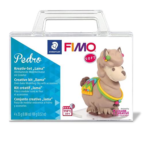 FIMO soft Set im Koffer Pedro