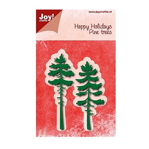 Joy!Crafts Cutting dies Happy Holidays Pine trees