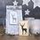 """Thumbnail: Holz Stempel Weihnachten """"Christmas Deer"""" Motivgrösse 4.5x7cm"""