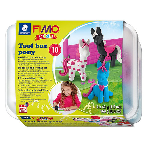 FIMO kids Spielbox Pony