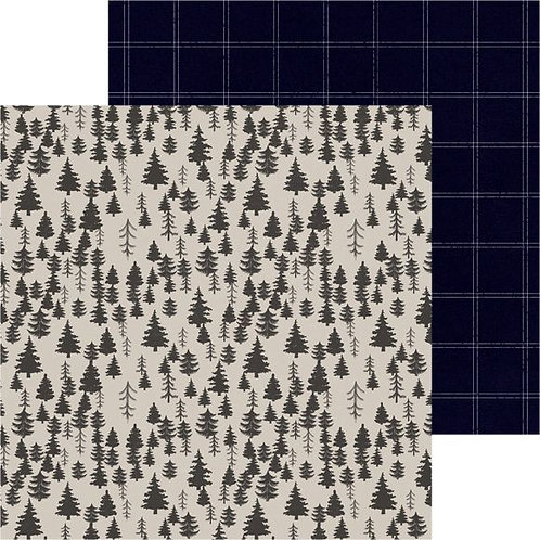 Kaisercraft  paper 30,5x30,5cm Wonderland Woodlands