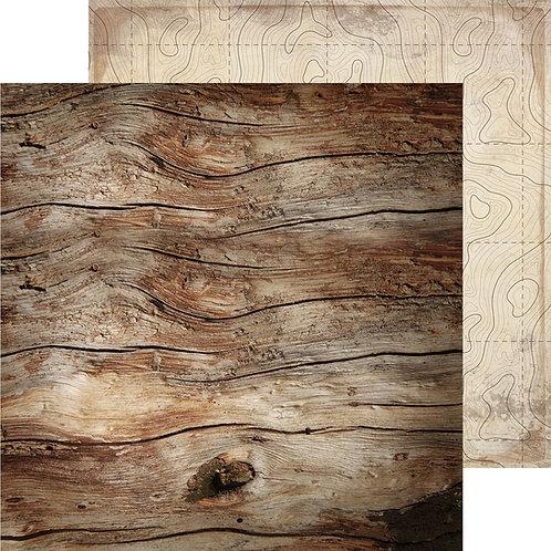 Kaisercraft paper 30,5x30,5cm Enchanted imagine