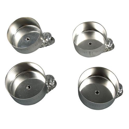 Baumkerzenhalter für Teelichter SB-Btl. 4Stück