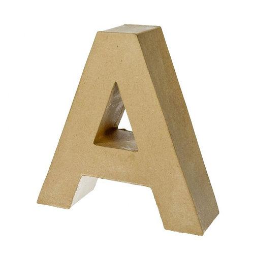 Buchstaben, H 17,5 x B ca.12-16 x T 5,5 cm