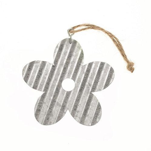 Metallhänger Blume