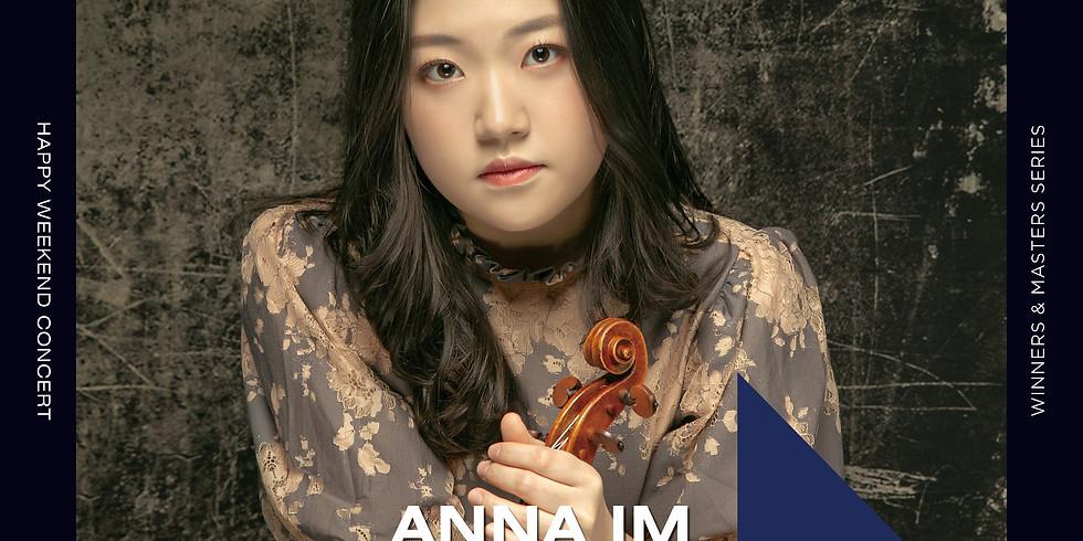 Anna Im Violin Recital   Winners & Masters Series