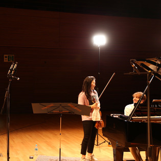 Recording session -    On Stage