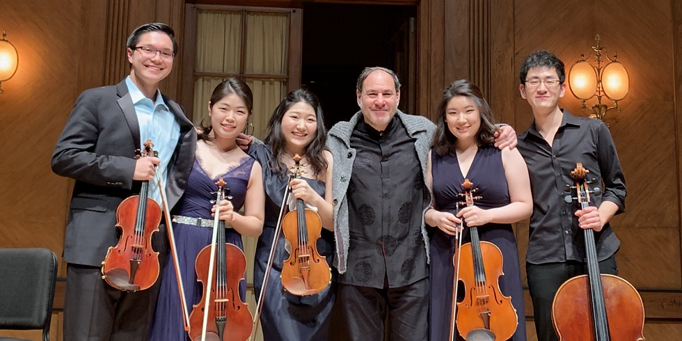 Gary Hoffman Residency Recital   Curtis Institute of Music