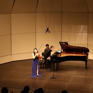 TIMF Recital