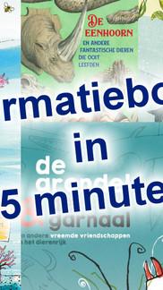 5 Informatieboeken in 5 minuten #1   Alles over dieren!