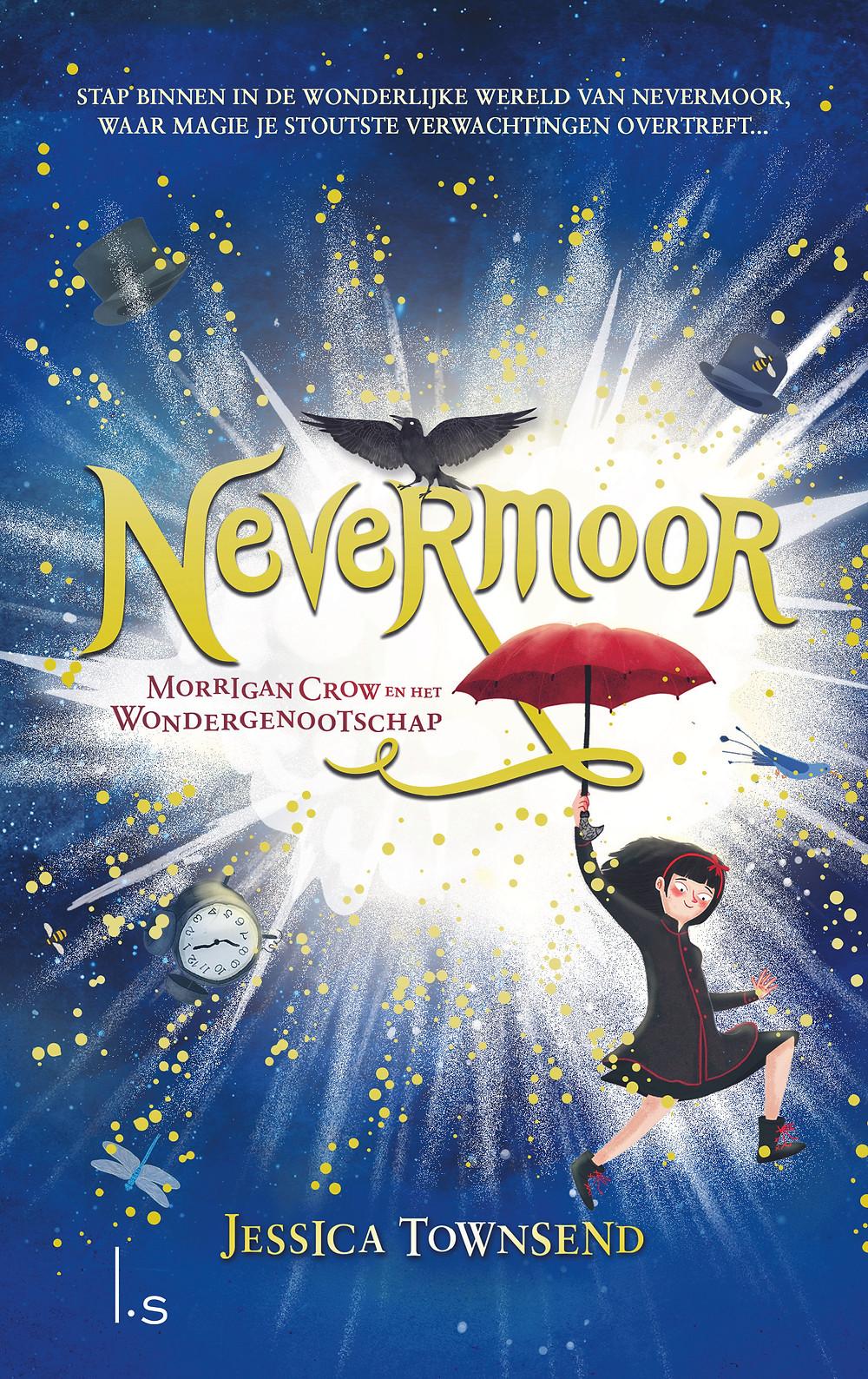Boek Nevermoor voor volwassenen