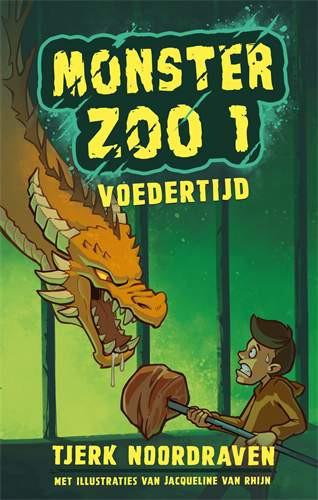 Boek Monster Zoo