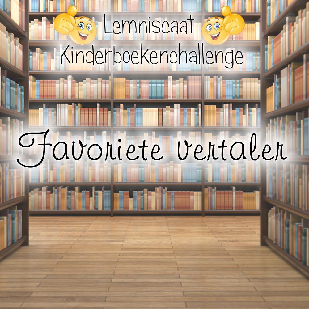 Favoriete kinderboekenvertaler