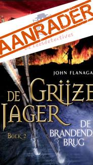 Yannicks reis door Araluèn: Grijze Jager deel 2 - De Brandende Brug