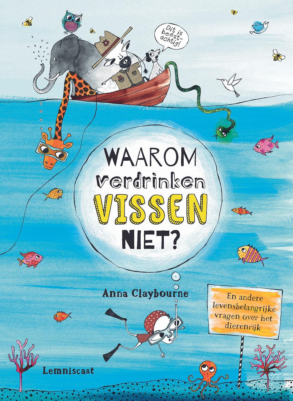Informatieboek waarom verdrinken vissen niet?